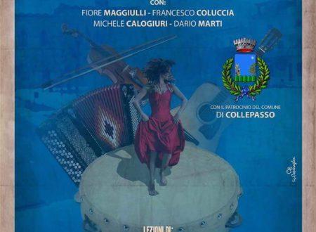 Musica e danza, iniziano i corsi a Collepasso, a cura della A.C. Alla Bua