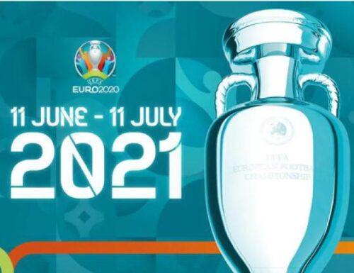 Euro 2020/1 – Giornate, orari delle gare e calendario completo